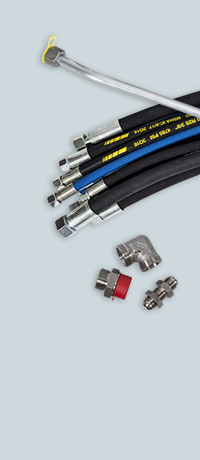 Hydraulic hoses<br />